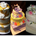 Cakes with Toppers
